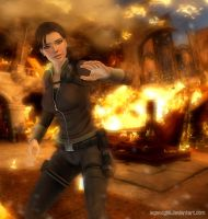 Lara Croft 08 by legendg85