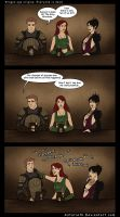 Dragon age Origins Everyone is dead by Aztarieth