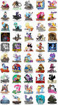 Even More Ponified Game Icons by fancycat2008
