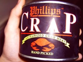 Canned Crap by computerlion