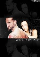 'You're a Dynasty' by lay-me-to-sleep