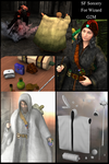 Sorcery For SF Wizard G2M FREE EXPANSION by SickleYield