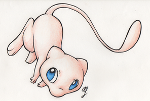 Mew by BeyondInfinite