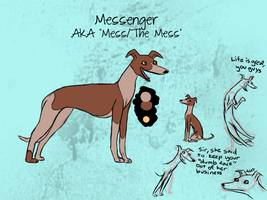 Mess (of Intrigue)- Ref by MasterOfGeckos