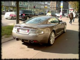 Aston Martin DBS by ShadoWpictureS