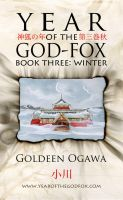 Year of the God-Fox Book 3 Cover by GoldeenHerself