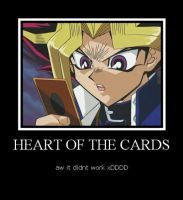 ~Heart Of The Cards~ by SidneyQueenGamer1