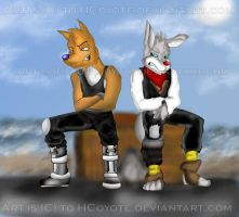 LU_Sitting_Next_To_The_Enemy by HCoyote