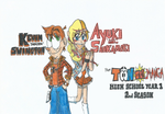 ToonGO!Manga - High School Year 1: Kevin n' Ayuki by FelixToonimeFanX360