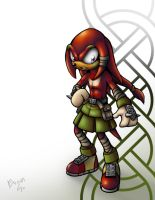 Shadow Underground: Knuckles by EvanStanley