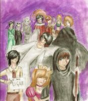 Death Note--Halloween by PacWoman