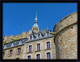Mont Saint-Michel - 5 by J-Y-M