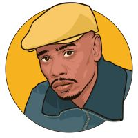 Dave Chappelle by monsteroftheid