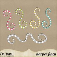 I'm Yours Doodle Swirls by harperfinch