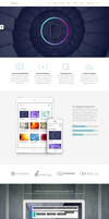 1st. Smart WordPress Theme by sandracz