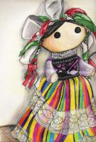 Mexican Doll by Myrinihanna