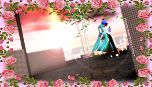 [MMD] Sunset Dream... by Vocalkokoro