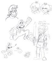 Fun-Tyme Scribbles by DairyKing