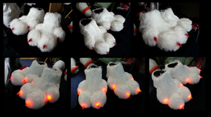 Glint Footpaws by CuriousCreatures