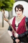 Morrigan - Dragon Age by Paper-Cube