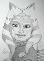 More Ahsoka by Crystal-Cat