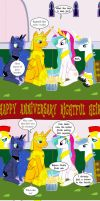 Happy Anniversary Rightful Heir! Full by GatesMcCloud