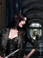 Una daga a su favor by vampirekingdom