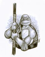 Donatello by BigChrisGallery