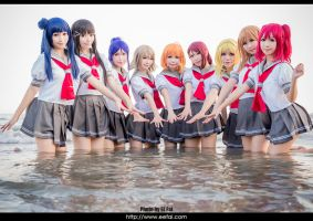 LoveLive SunShine Cosplay 04 by eefai
