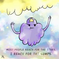 Daily 18 - Lumpy Space Inspiration by LeechLights