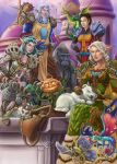 Warcraft Friends and Pets by MBoulad