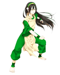 Toph by IceBrier