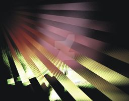 UV RAYS by Runs-With-Triangles
