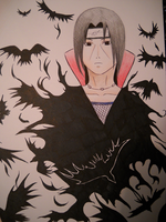 Itachi by Acrumme