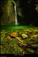 waterfall kozjak by uros2006