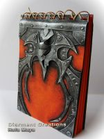 Iron Mask Notebook by Diarment
