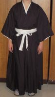 Shinigami Robes front by koumori-no-hime