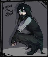  AT  Nathan The Nobody by 0ktavian