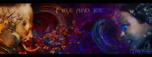 Fire and Ice by RockabillyRebel87