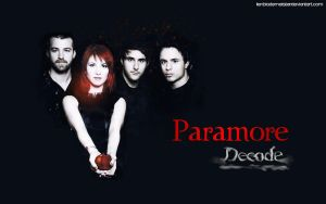 Paramore Decode WP by KeybladeMeister