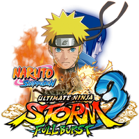 Naruto Shippuden Ultimate Ninja Storm 3 Icon by Ni8crawler