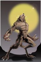 lycan by chaoticmind