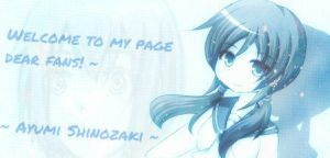 My little edition ~ by Shinozaki--Ayumi