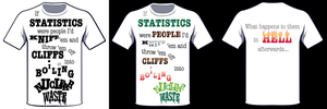 I Hate Statistics by Charmed-Ravenclaw