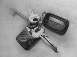 keys by viczetas