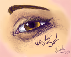Windows to the Soul by Josabella