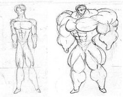more muscle growth by chocomus