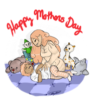 Happy mothers Day by GingerQuin