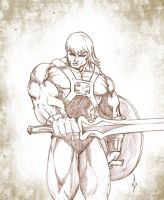 He-Man by DW-DeathWisH