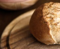 Give us today our daily bread by Dewfooter